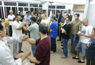 - 7th Gathering for Wing Chun Classes