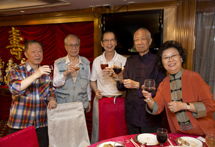 - 80th Birthday Anniversary Banquet of Grandmaster Chu in 2013