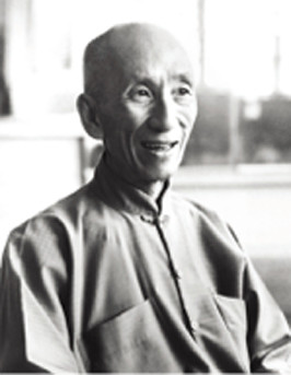 Grandmaster Ip Man's old age, taken by Master Chu Shong Tin.